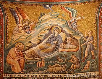Descripcin: http://es.dreamstime.com/roma-mosaico-de-la-natividad-thumb24369431.jpg