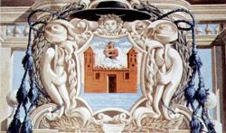 Abbazia di Farfa - stemma
