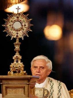 Benedicto XVI JMJ