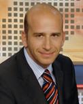 El periodista Xavier Coral